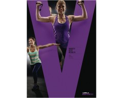 2018 Q1 Routines BODY VIVE 3.1 45 HD DVD + CD + waveform graph