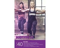 BODY VIVE 3.1 40 HD DVD + CD + waveform graph