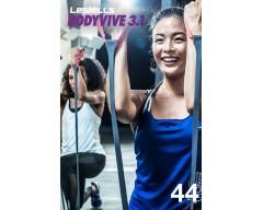 BODY VIVE 3.1 44 HD DVD + CD + waveform graph