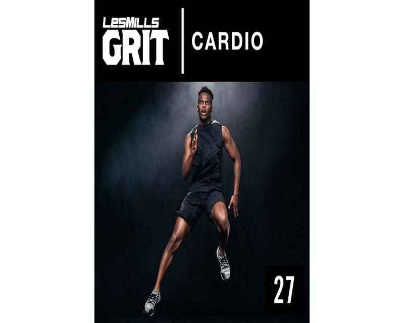 2018 Q4 Routines GRIT Cardio 27 DVD+CD + waveform graph