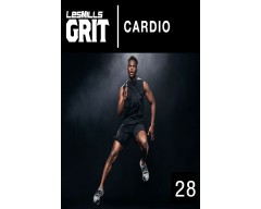 2019 Q1 Routines GRIT Cardio 28 DVD+CD + waveform graph