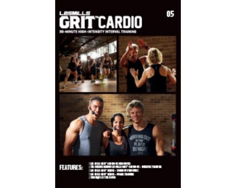 GRIT Cardio 05 DVD + CD
