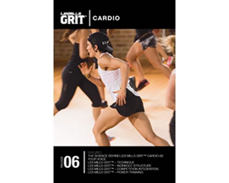 GRIT Cardio 06 DVD+CD