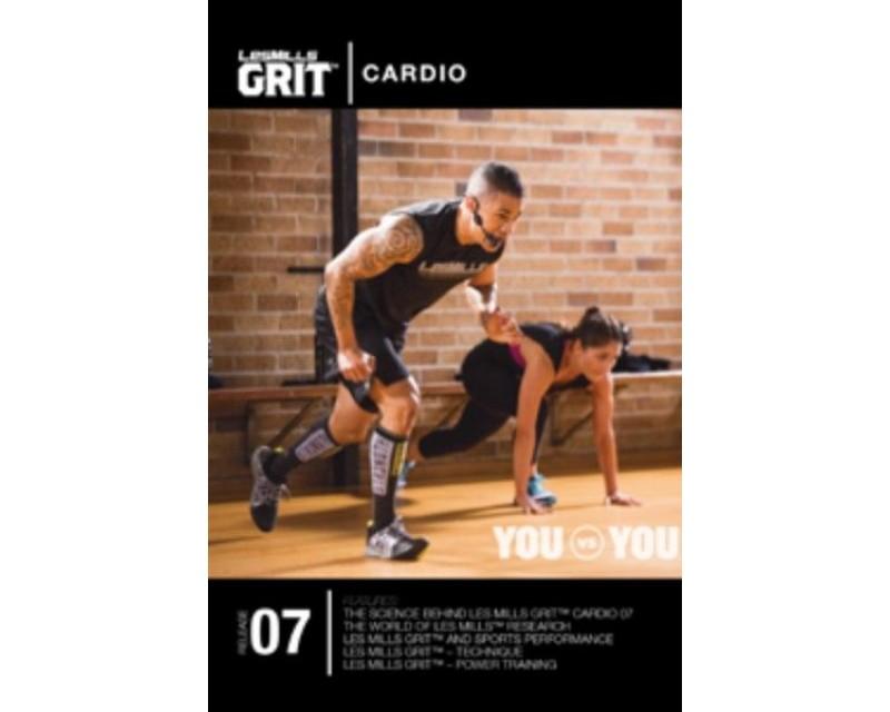 GRIT Cardio 07 DVD+CD