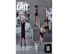 [Hot sale]2019 Q3 Routines GRIT Strength 30 DVD + CD+ waveform graph
