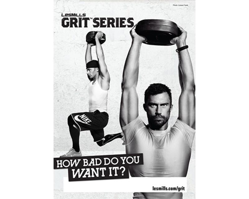 GRIT Strength 04 DVD + CD