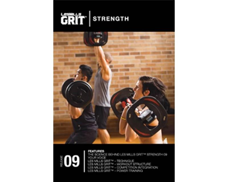 GRIT Strength 09 DVD + CD