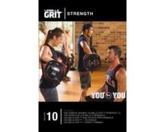 GRIT Strength 10 DVD + CD