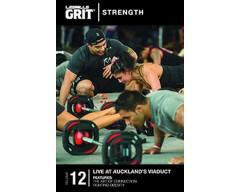 GRIT Strength 12 DVD + CD+ waveform graph
