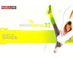 Radical Fitness MEGADANZ 33 DVD+CD