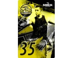 Radical Fitness MEGADANZ 35 DVD+CD