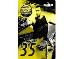 Radical Fitness MEGADANZ 35 DVD+CD
