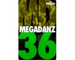 [Hot Sale]2017 Course Radical Fitness MEGADANZ 36(DVD+CD)