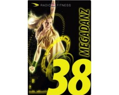 [Hot Sale]2017 Course Radical Fitness MEGADANZ 38(DVD+CD)