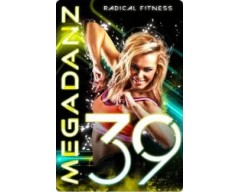 [Hot Sale]2017 Course Radical Fitness MEGADANZ 39(DVD+CD)