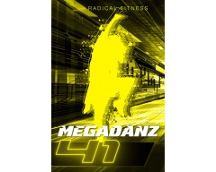 [Hot Sale]2017 Course Radical Fitness MEGADANZ 41(DVD+CD)