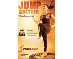 [Hot Sale]2018 Latest Courses Power Jump MIX 56 DVD+CD