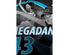 [Hot Sale]2018 Course Radical Fitness MEGADANZ 43(DVD+CD)