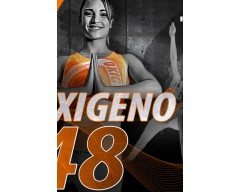 [Hot Sale]2018 RadicalFitness OXIGENO 48 (DVD+CD)