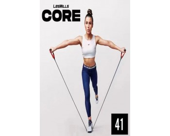 [Hot Sale]LesMills Q1 2021 Routines CORE 41 releases New Release DVD, CD & Notes
