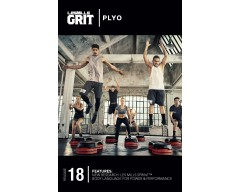 GRIT Plyo 18 DVD+CD+ waveform graph