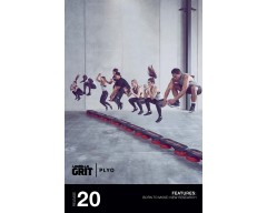GRIT Plyo 20 DVD+CD+ waveform graph