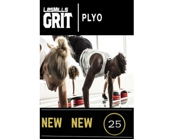 2018 Q2 Routines GRIT Plyo 25 DVD+CD+ waveform graph