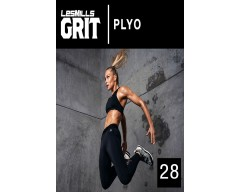 2019 Q1 Routines GRIT Plyo 28 DVD+CD+ waveform graph