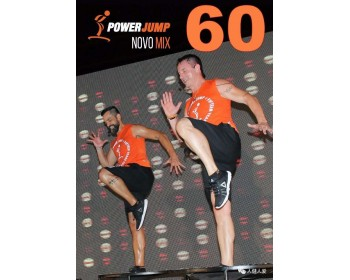 [Hot Sale] 2019 Latest Courses Power Jump MIX 60 DVD+CD