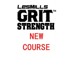 [Pre Sale]Les Mills Q3 2020 GRIT Strength 34 United releases New Release ST34 DVD, CD & Notes