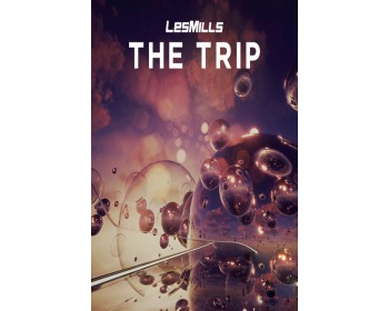 Pre Sale LesMills Routines THE TRIP 27 DVD+CD+NOTES