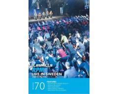 RPM 70 HD DVD + CD + waveform graph