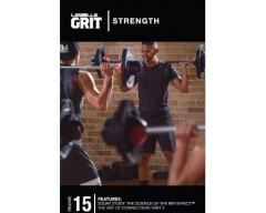 GRIT Strength 15 DVD + CD+ waveform graph