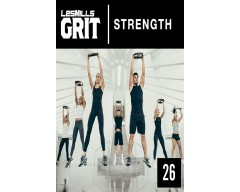 2018 Q3 Routines GRIT Strength 26 DVD + CD+ waveform graph