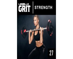 2018 Q4 Routines GRIT Strength 27 DVD + CD+ waveform graph