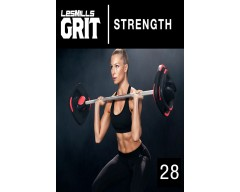 2019 Q1 Routines GRIT Strength 28 DVD + CD+ waveform graph