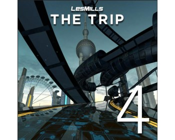 [Hot Sale]2015 Q4 LesMills Routines THE TRIP 04 DVD+CD+NOTES