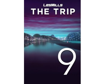 [Hot Sale]2017 Q1 LesMills Routines THE TRIP 09 DVD+CD+NOTES