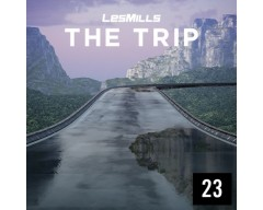 LesMills Routines THE TRIP 23 DVD+CD+NOTES