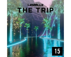 LesMills Routines THE TRIP 15 DVD+CD+NOTES
