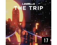 LesMills Routines THE TRIP 17 DVD+CD+NOTES