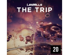 LesMills Routines THE TRIP 20 DVD+CD+NOTES