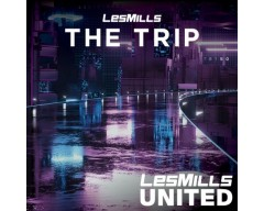 LesMills Routines THE TRIP UNITED DVD+CD+NOTES