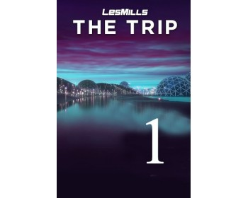 [Hot Sale]LesMills Routines THE TRIP 01 DVD+CD+ waveform graph