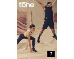 [Hot Sale] 2019 Q3 LESMILLS TONE 07 DVD + CD + waveform graph