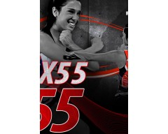 [Hot Sale]2018 Course Radical Fitness X55 55(DVD+CD)