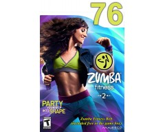 [Hot Sale]2018 New dance courses ZIN ZUMBA 76 HD DVD+CD