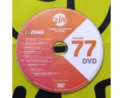 [Hot Sale]2018 New dance courses ZIN ZUMBA 77 HD DVD+CD