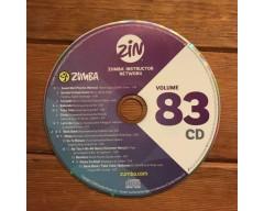 [Hot Sale]2019 New dance courses ZIN ZUMBA 83 HD DVD+CD