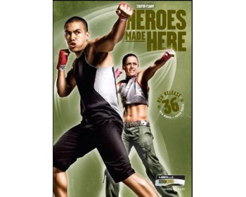 BODY COMBAT 36 HD DVD + CD